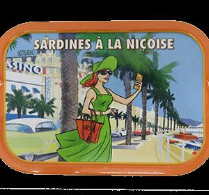 Sardines Niçoise